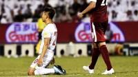 【世预赛】中国0-1卡塔尔
