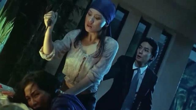 香港动作惊悚片《赤裸特工》讲述出色又性感的女特工杀手