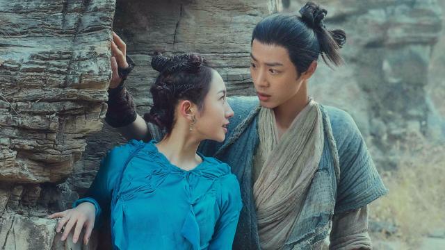 《诛仙》孟美岐首次跨界出演碧瑶,与肖战展开一场倾世虐恋