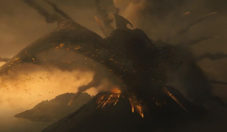 【哥斯拉2:怪兽之王】IMAX独家预告