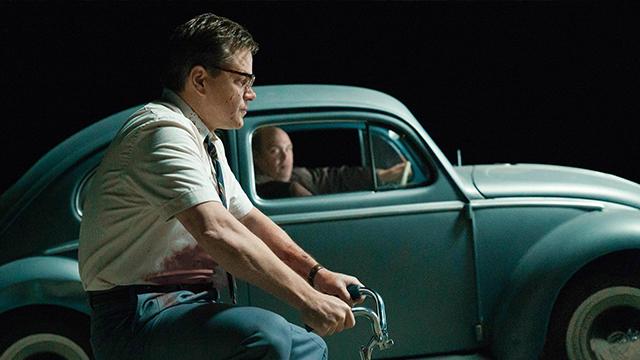 【迷镇凶案】乔治·克鲁尼执导马特·达蒙增肥出演美国版黄鹤