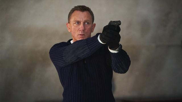 【007:无暇赴死】发布首支预告