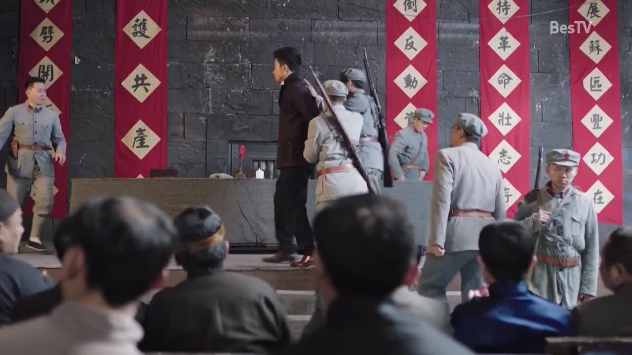【战地迷情】第32集预告