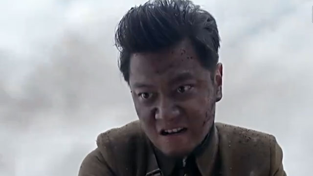 《战昆仑》莫辛烈打败日军攻下昆仑关