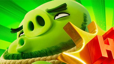 【愤怒的小鸟2】冰岛求生版预告