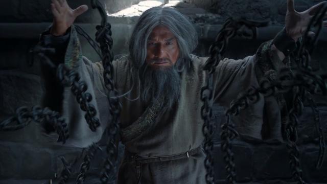 《龙牌之谜》成龙大战施瓦辛格,中英俄三国神话大碰撞!