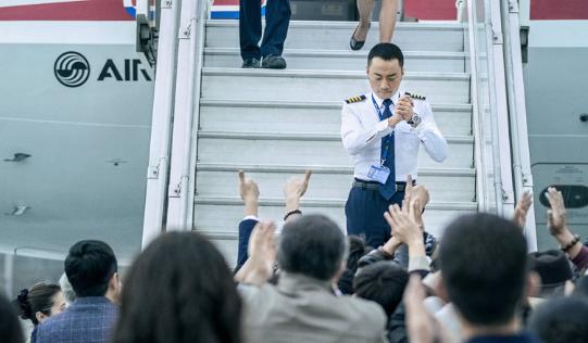 【中国机长】毛阿敏大气献唱
