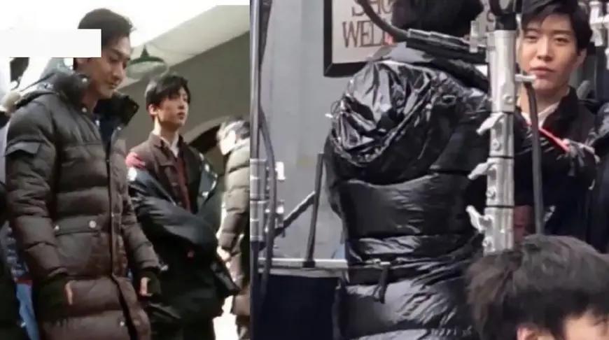 范丞丞民国装扮疑参演剧版《建国大业》 搭档李晨关晓彤