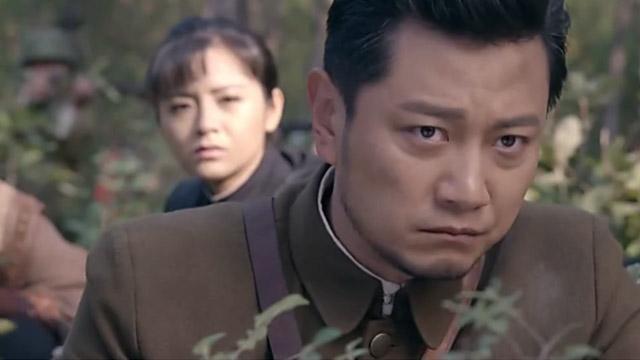 《战昆仑》莫辛烈发现日本军官欲秘密抓捕