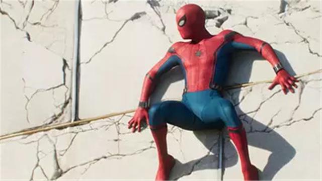 【蜘蛛侠:英雄归来】美国队长:成长,要有耐心 一起为电影打CALL
