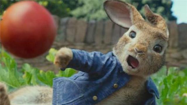 【比得兔】过年萌态百出 新片段爆笑开启上映倒计时