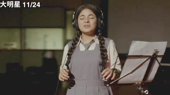 尹希娅唱歌给米叔,《神秘巨星》感动一幕,听完泪流满面!
