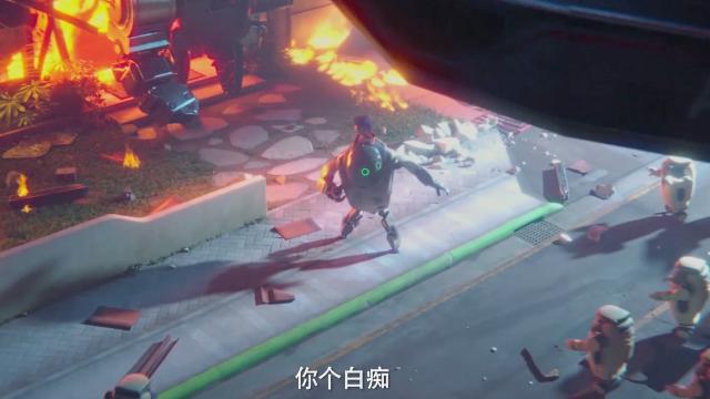 《未来机器城》曝最新预告,巅峰机器人展现超强战斗实力