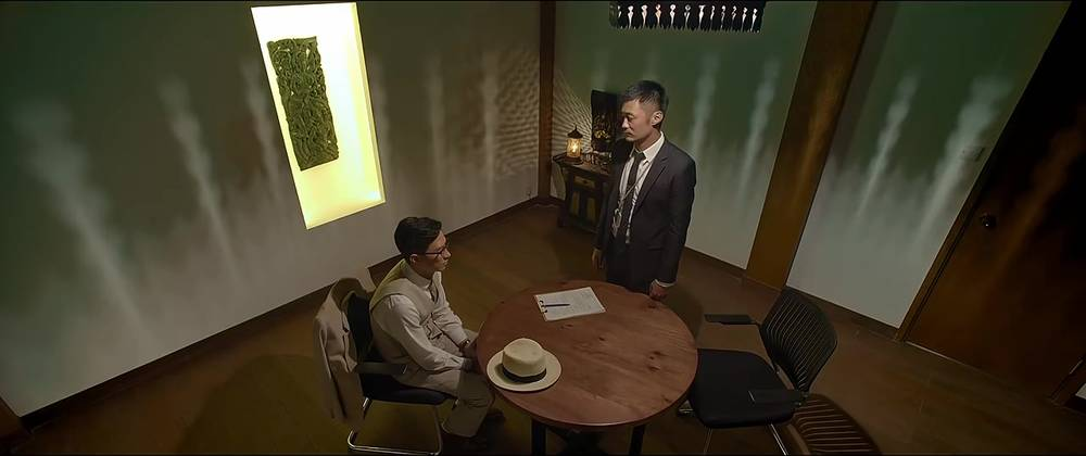 澳门风云2:男子说,看了泰囧了嘛