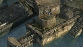 盟军敢死队3:整个三代里水手唯一出场的一关,很珍贵