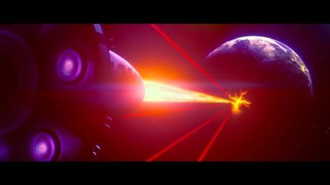 星球毁灭器威力惊人!星球爆炸弹指一挥间的事