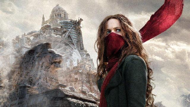 《掠食城市》大战片段,霸气女战神展露人性温情