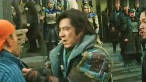 天將雄師:欺負羅馬人不懂漢語,王太利和成龍偷鑰匙都不掩飾