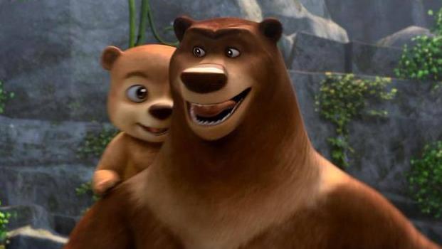 【嘻哈英熊】定档528 熊爸熊宝来势熊熊