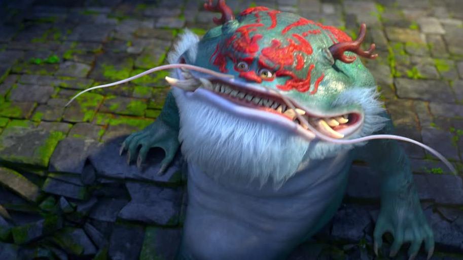 【二郎神之深海蛟龙】首曝片段 画面细节彰显大片品质