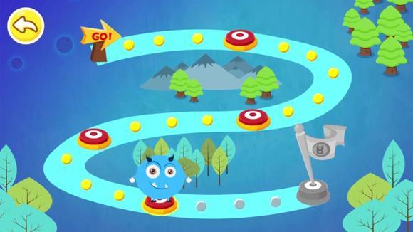 宝宝巴士之奇妙数学大冒险—趣味连连看,宝宝学分类,练就观察力