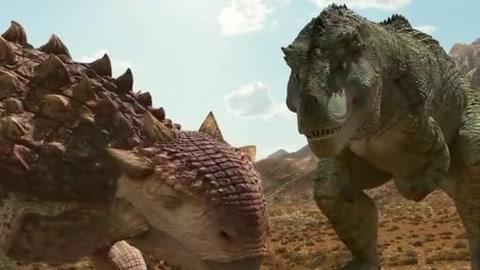 《恐龙王》一部非常好看的动画电影,很适合大人小孩一同观看!