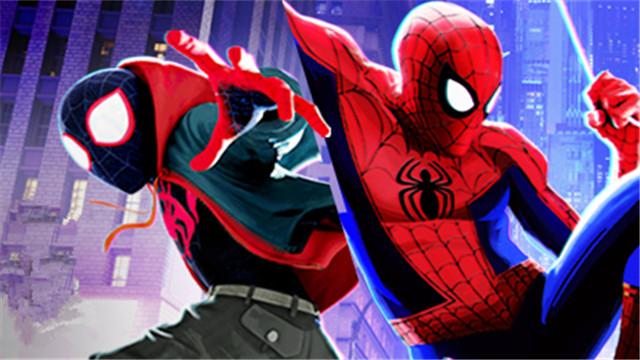 """【蜘蛛侠:平行宇宙】""""城市守护者""""创新CG概念打翻传统"""