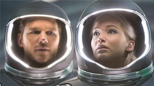 """【太空旅客】""""以情动人""""被赞与众不同 有口皆碑单日票房六连冠1"""