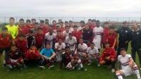 圣保罗U19狂进30球胜中国球队