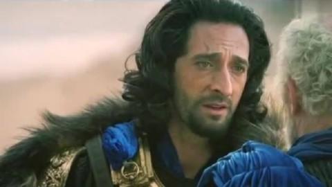 天将雄师:卢将军中奸人暗算,被伤,小王子也被奸人所擒
