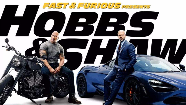 《速度与激情:特别行动》还算比较优秀的爆米花电影