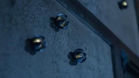 狄仁杰之四大天王,好厲害的暗器