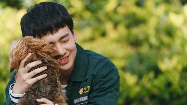【宠爱】郭麒麟跟狗友情长跑