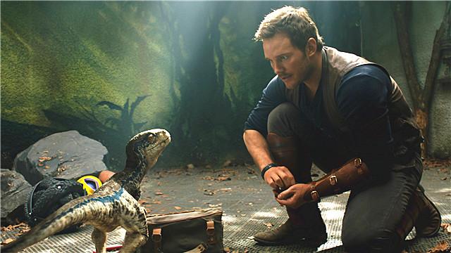 【侏罗纪世界2】欧文现身拯救恐龙
