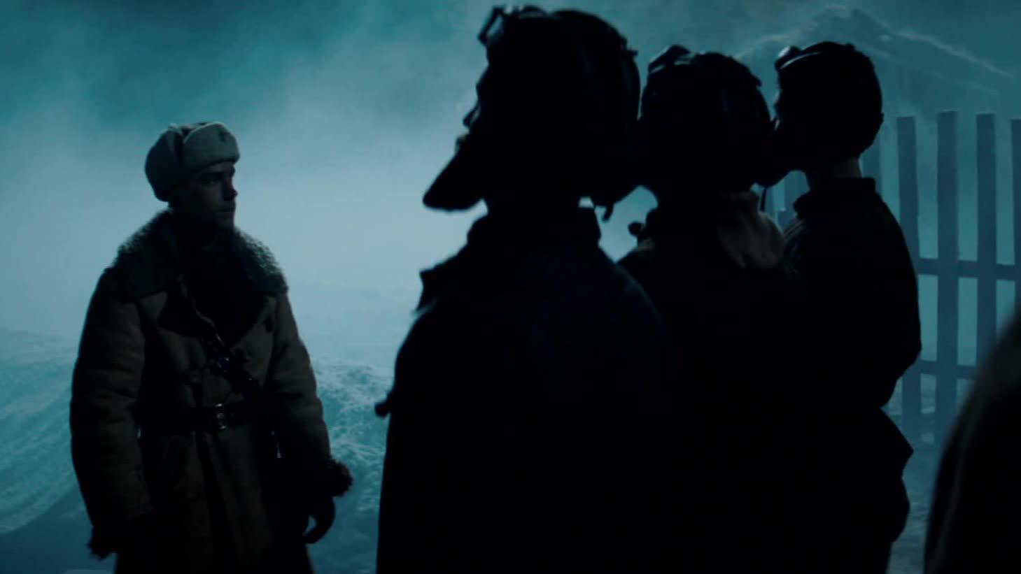 【猎杀T34】尼古拉给士兵安排任务