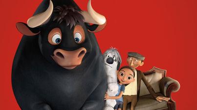 【公牛历险记】定档1.19 2018好莱坞首部动画欢脱来袭
