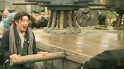 天將雄師:在雁門關內,成龍大哥完成了夢想,各族和平相處