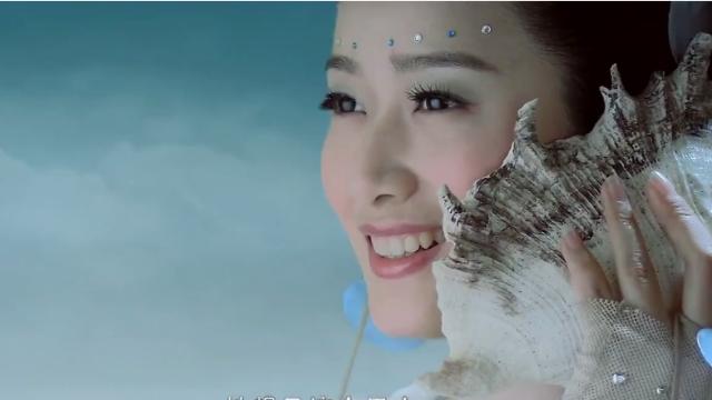 仙剑奇侠传3最美女配--水碧,一眼一万年
