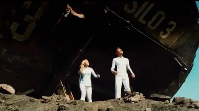 电影《逃出克隆岛》 看克隆人如何踏上逃亡之路