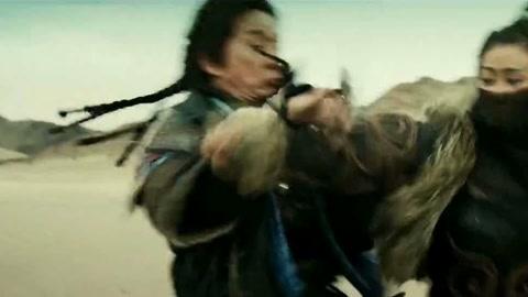 天將雄師:霍安打架被逼急了,但這一下令他尷尬了
