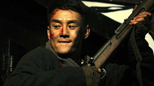 【铁道飞虎】成龙黄子韬王凯王大陆三十六计玩火车