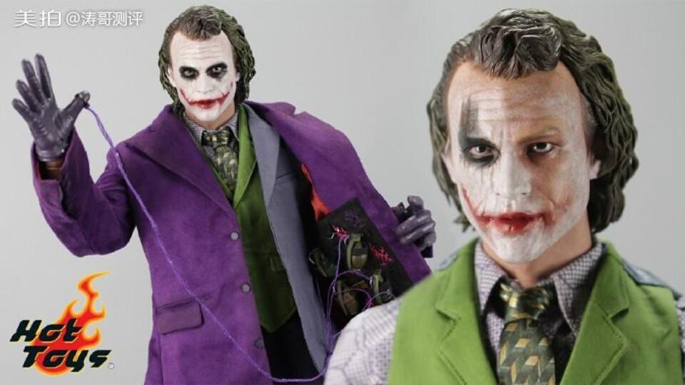 HT《蝙蝠侠.黑暗骑士》小丑值得买吗?
