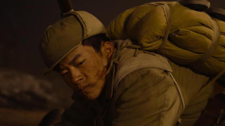 【长津湖】今日献映 吴京易烊千玺领衔对敌正面交锋