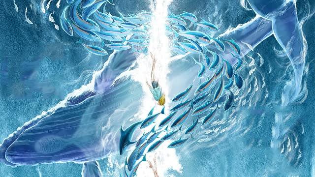 【海獸之子】終會遇見發光的自己