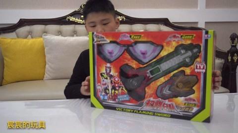 超救分队玩具套装巨神战击队