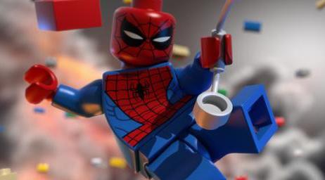 【蜘蛛侠:英雄归来】英雄养成预告 乐高画风演绎蜘蛛侠英雄进阶