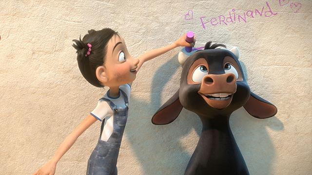 【公牛历险记】获奥斯卡最佳动画长片提名  爆笑激萌正在热映