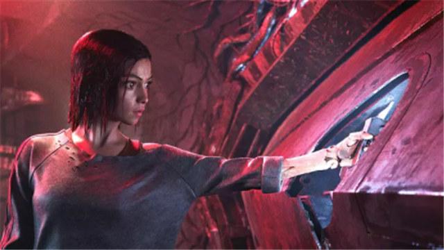 【阿丽塔:战斗天使】天选之女预告 淬炼科技与生命意义