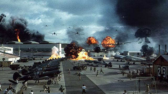 【珍珠港】小日本偷袭美国大兵珍珠港