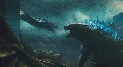 【哥斯拉2:怪兽之王】首周末4.83亿